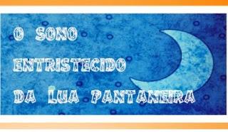 O Sono Entristecido da Lua Pantaneira - cartaz da peça