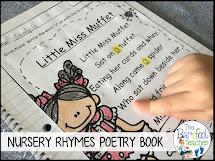 Nursery Rhymes Poems Book
