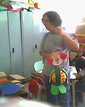 Atividades da professora Débora da Escola Municipal Dante Magliano