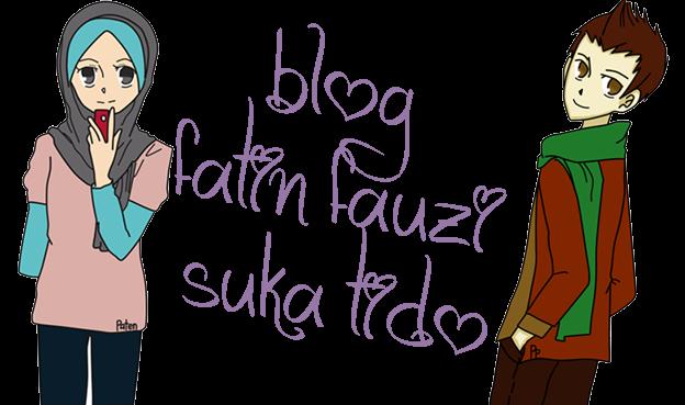 patenfauzi's blog~