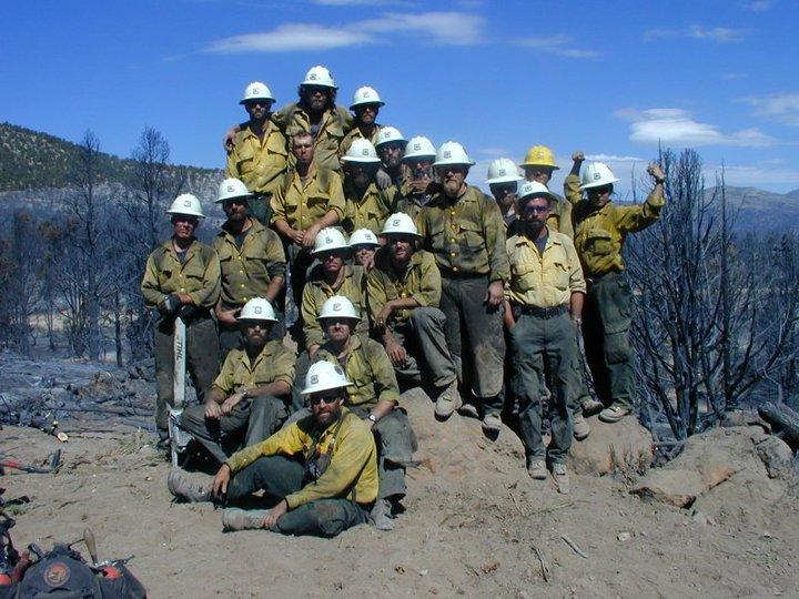 klamath hotshots crew photos