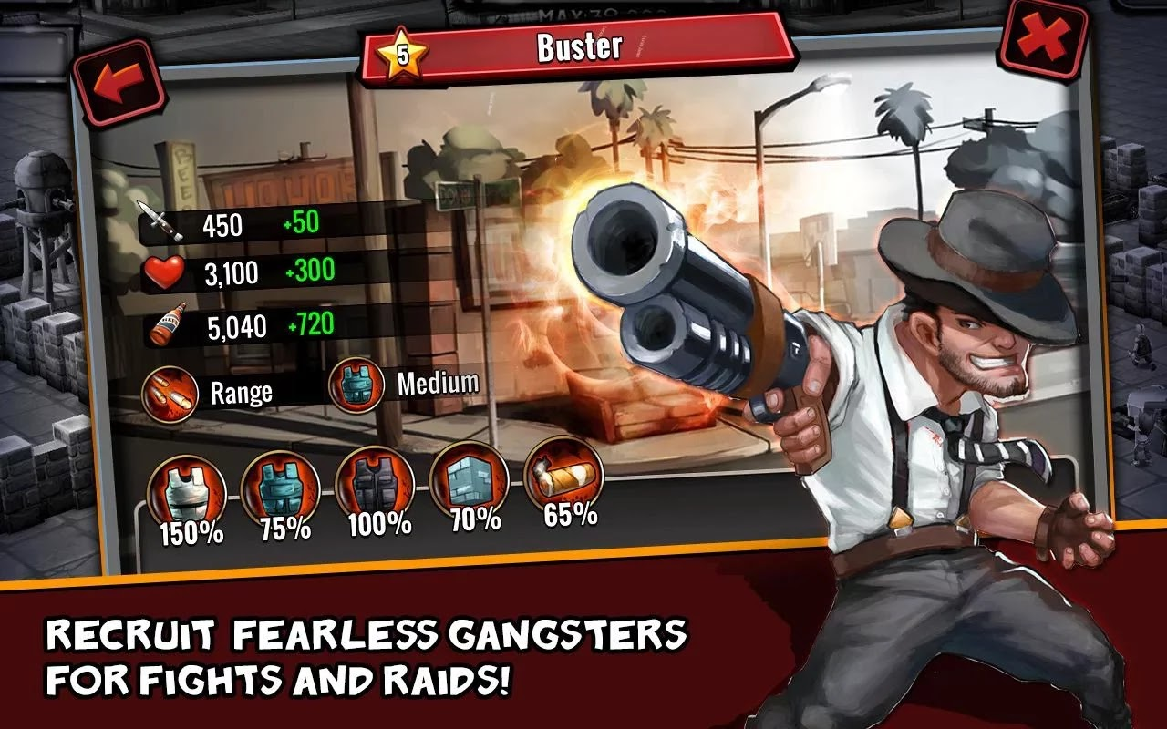 Clash Of Gangs Apk