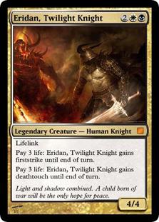 Eridan Twilight Knight