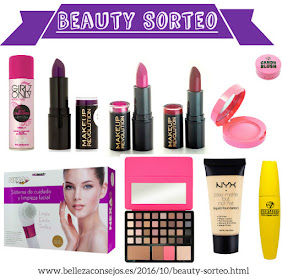 """Sorteo en el blog """"Consejos de Belleza"""""""
