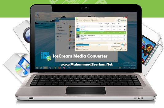 Icecream Media Converter 1.34 Full Free Version