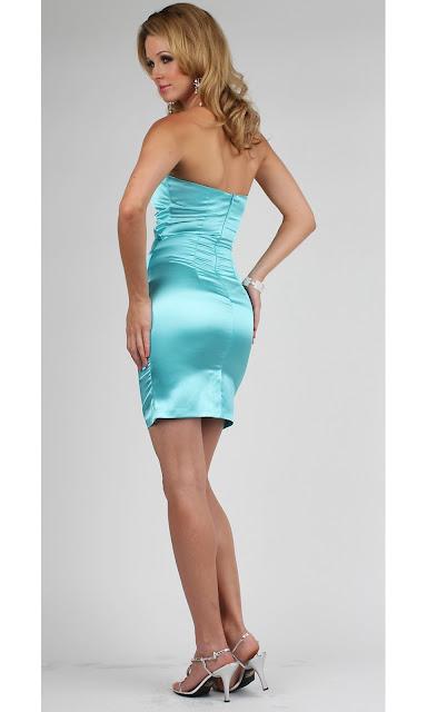 Vestidos cortos para señoritas