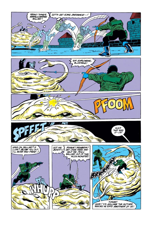 Captain America (1968) Issue #383 #316 - English 51