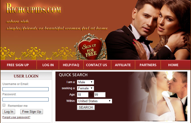 wealthy single dating sites Elitesingles is a great platform for people seeking a rich dating site the sign up process couldn't be simpler and we introduce thousands of like-minded american singles every day find someone great to splash out with.