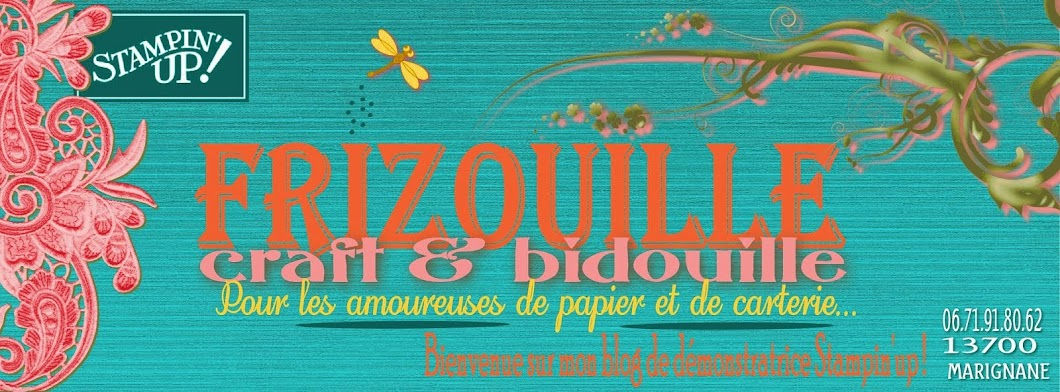 "Frizouille ""Craft & Bidouille"""