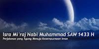 Peristiwa Isra' Mi'raj Rasulullah SAW