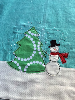 applique tutorial for handmade holidays at ellison lane