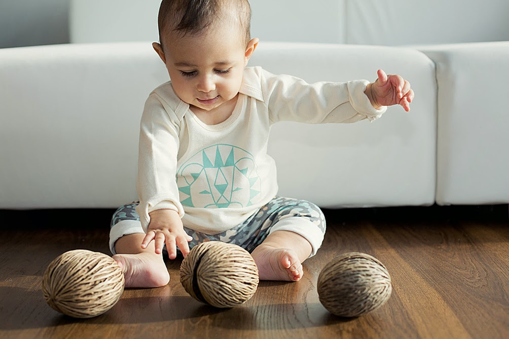 Organic baby clothes by German lifestyle brand Anny Who