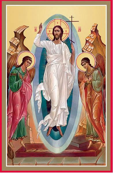 Resultado de imagem para jesus ressuscitado icone