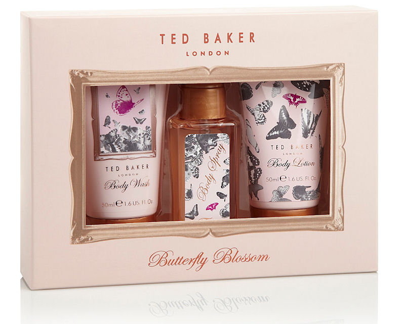 Giveaway: Ted Baker Gift Set - Bloomzy