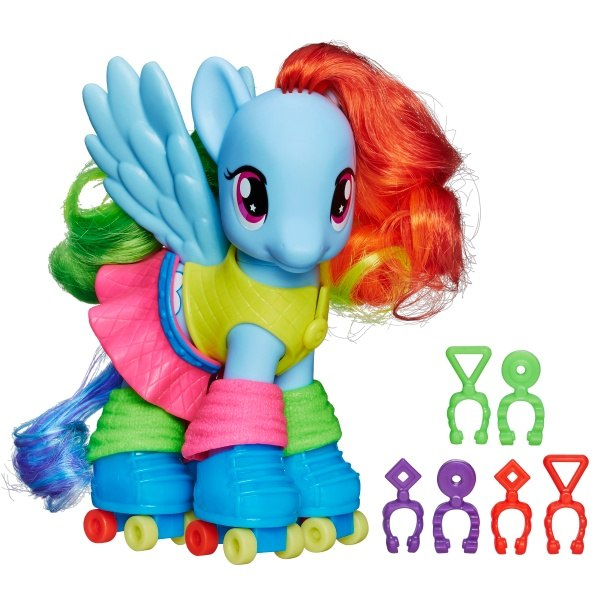 Target And Toys R Us Ca List New Pinkie Pie And Rainbow Dash Fashion Styles Mlp Merch