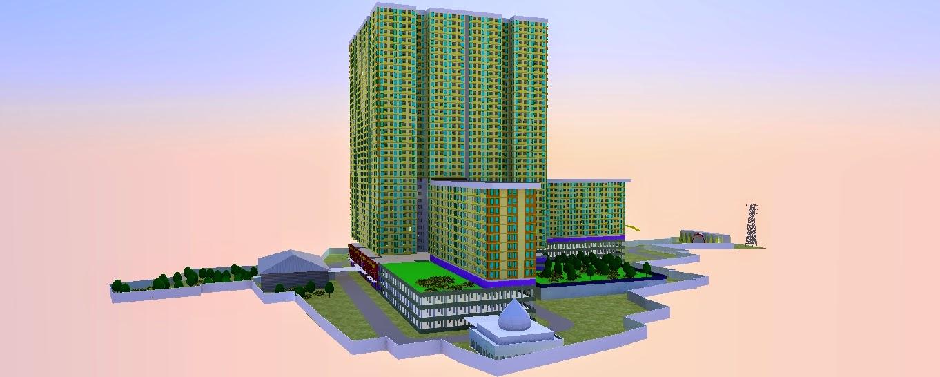 Disain Apartemen