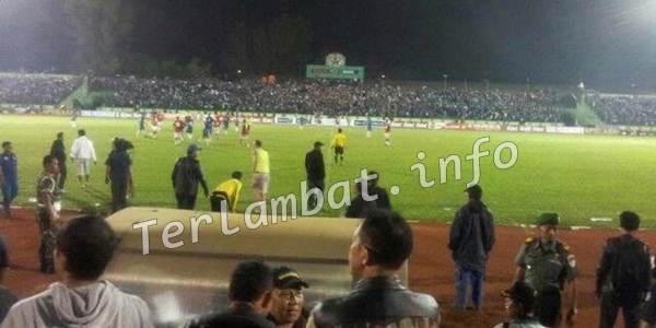 Persib Bandung VS Makassar United