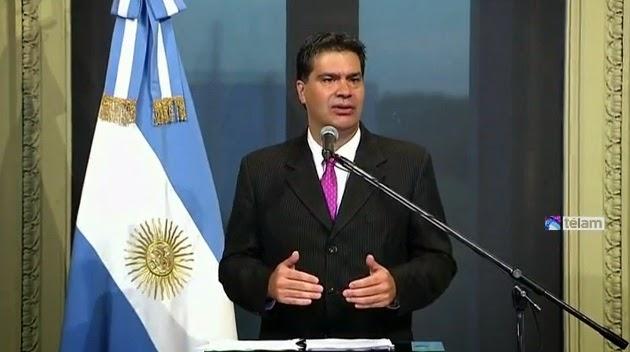 Capitanich no hay destrucci n de empleo en la argentina for Farandula argentina de hoy