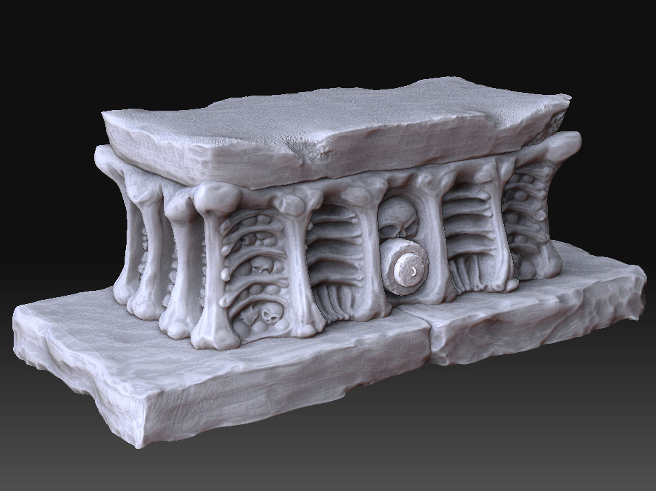 machine altar gumballs and dungeons