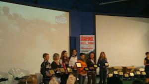 Premiazione Giro delle Regioni 2012