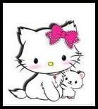 emoticon hello kitty