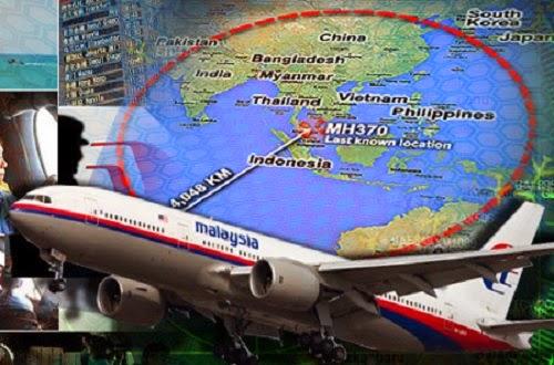 Pesawat Malaysia Airlines MH370 kemungkinan dibajak