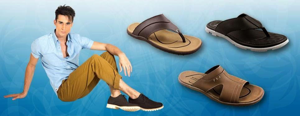 Model sandal pria yongki komaladi online terbaru