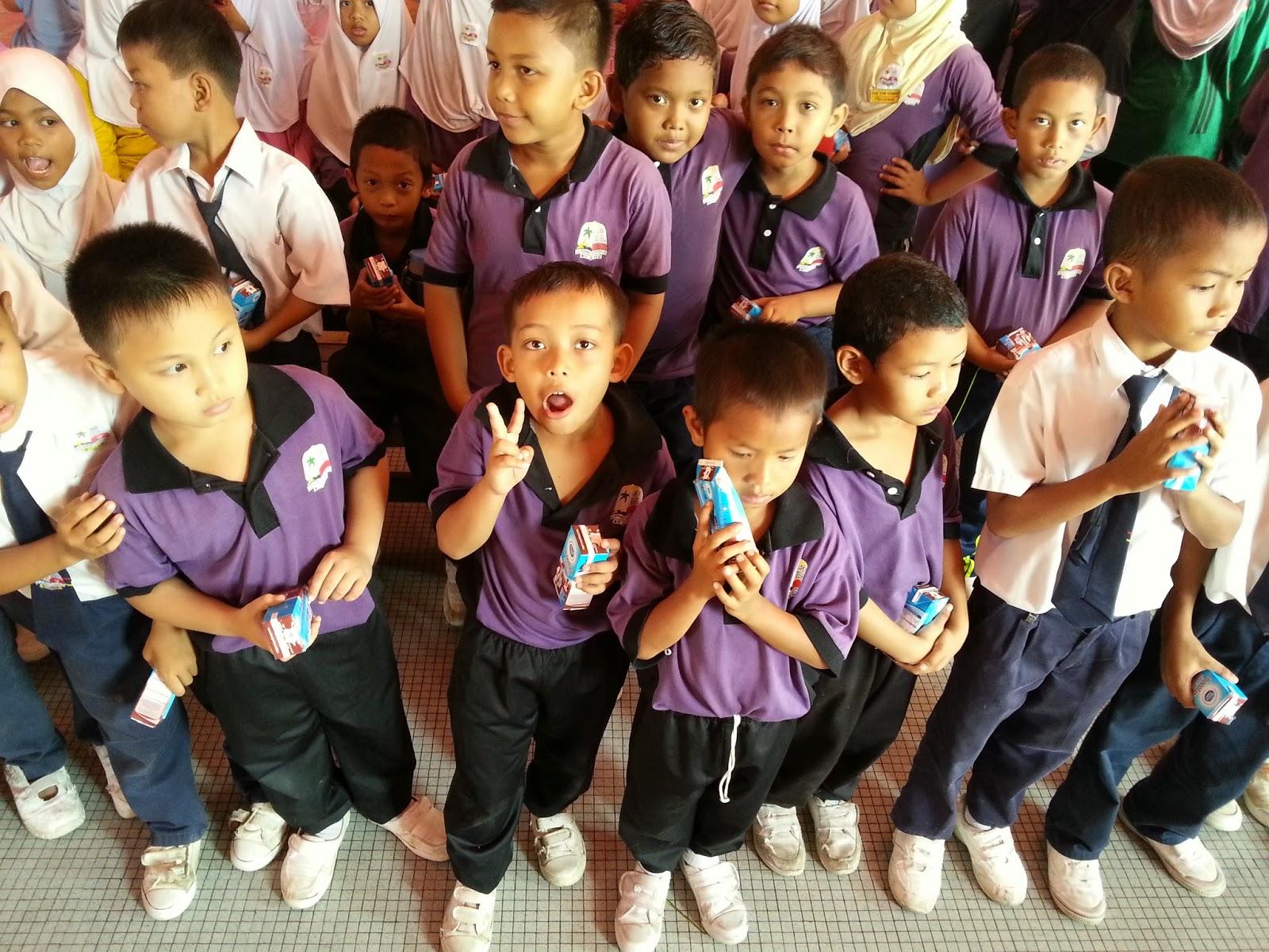 Program Susu 1Malaysia serentak Seluruh Malaysia