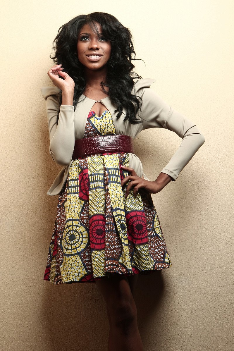 Ankara Fashion Styles And Trends For Ladies. 123GIST