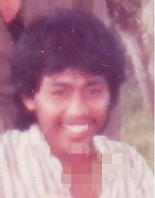 Mulyadi Masa Remaja 1985