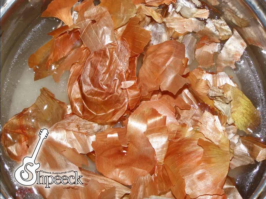 Шейка в луковой шелухе рецепты пошагово