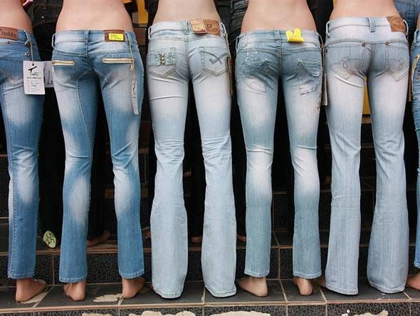 Comentando A Noticia Ong Denuncia Marcas De Jeans Que Usam Lavagem Prejudicial Sa De