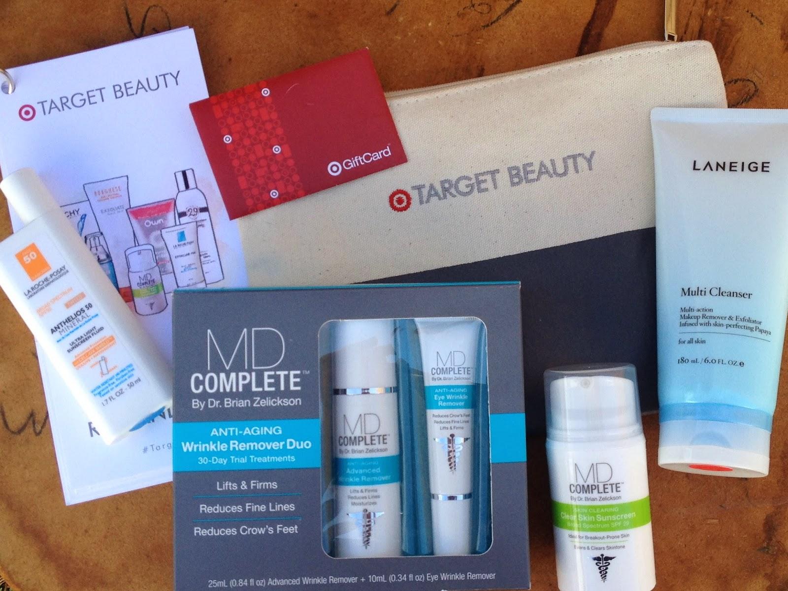 Target Premium Skin Care