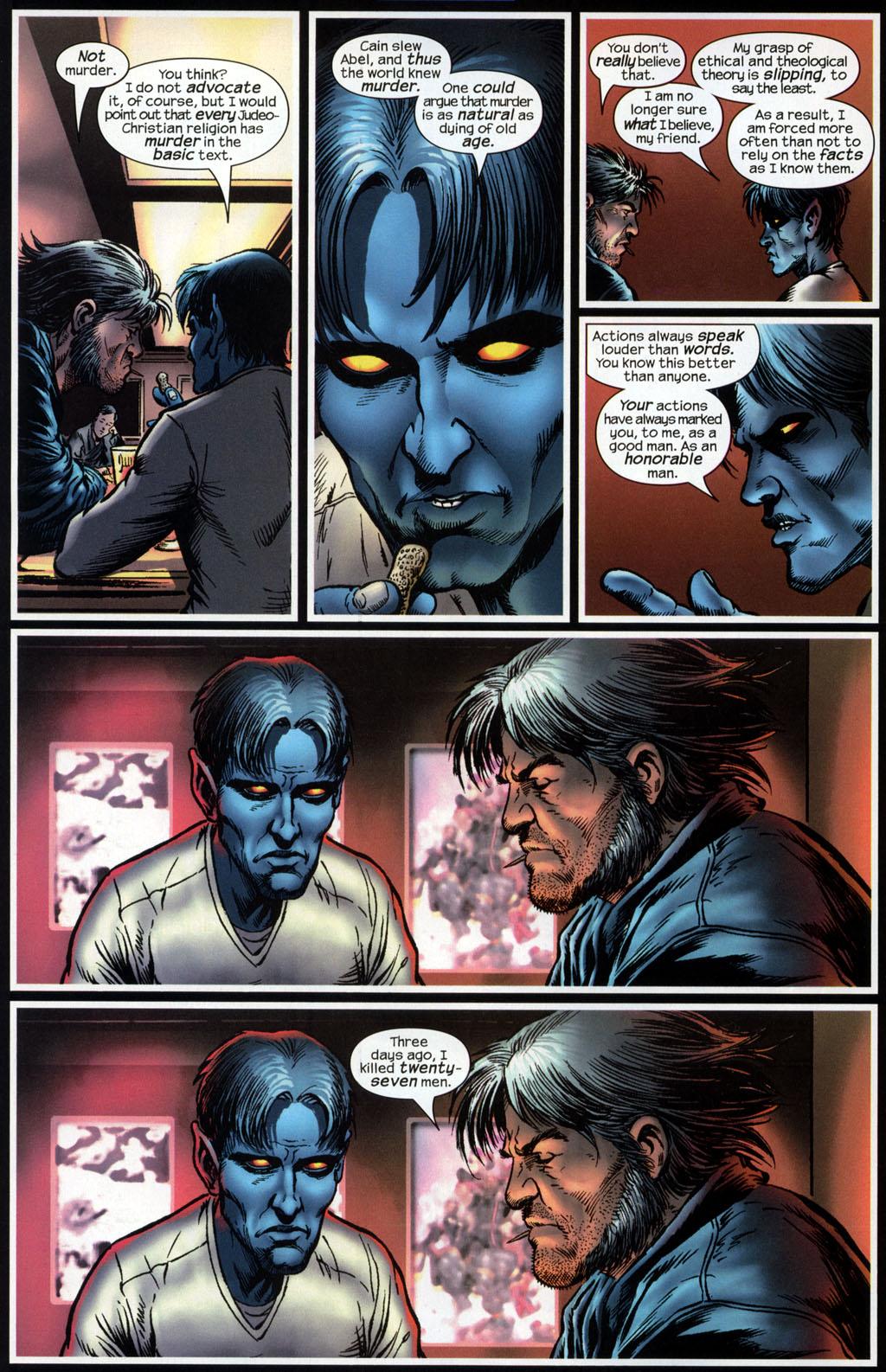 Read online Wolverine (2003) comic -  Issue #6 - 18