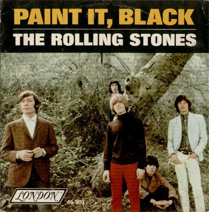 Rolling Stones Paint It Black Tab Ultimate Guitar