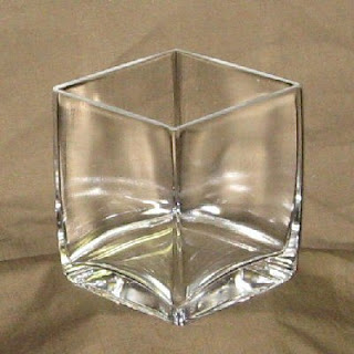 Buy Clear Glass Cubes