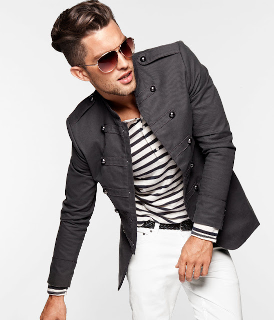 Latest trends in men's fashion: suits, shirts, trousers, jackets, jeans and shoes at exclusive prices. FREE DELIVERY FROM $