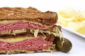 Reuben Sandwich New York