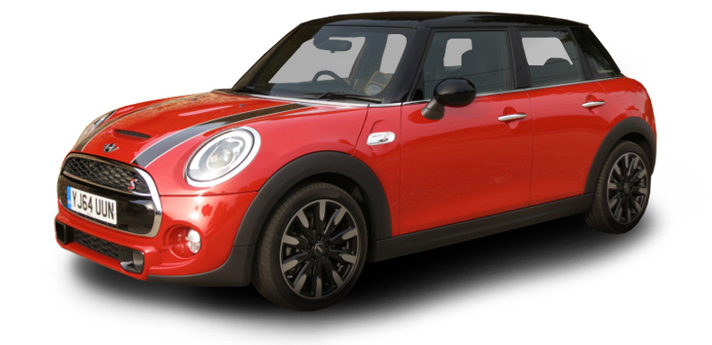 Mini Cooper 5-door hatchback