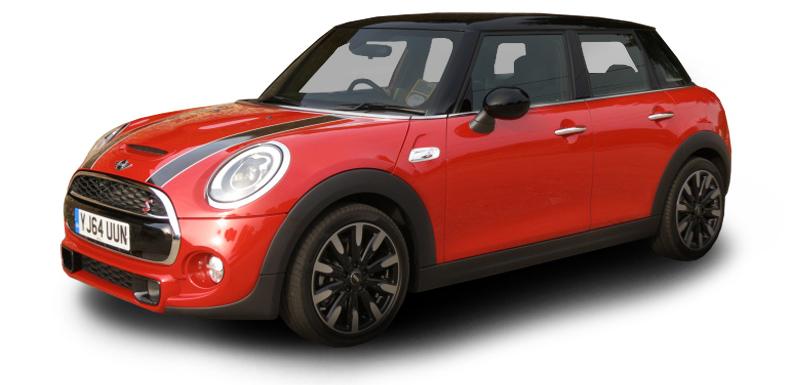 Mini Cooper 5-door hatchback