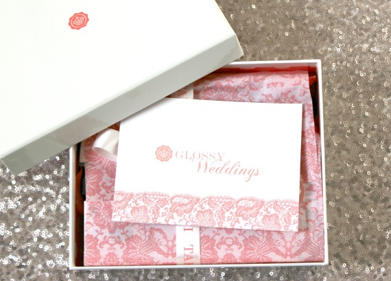 In Collaboration With Wedding Magazine Glossybox Has Created A Beautiful Box That I Think Would Be Great Gift For Any Bride To