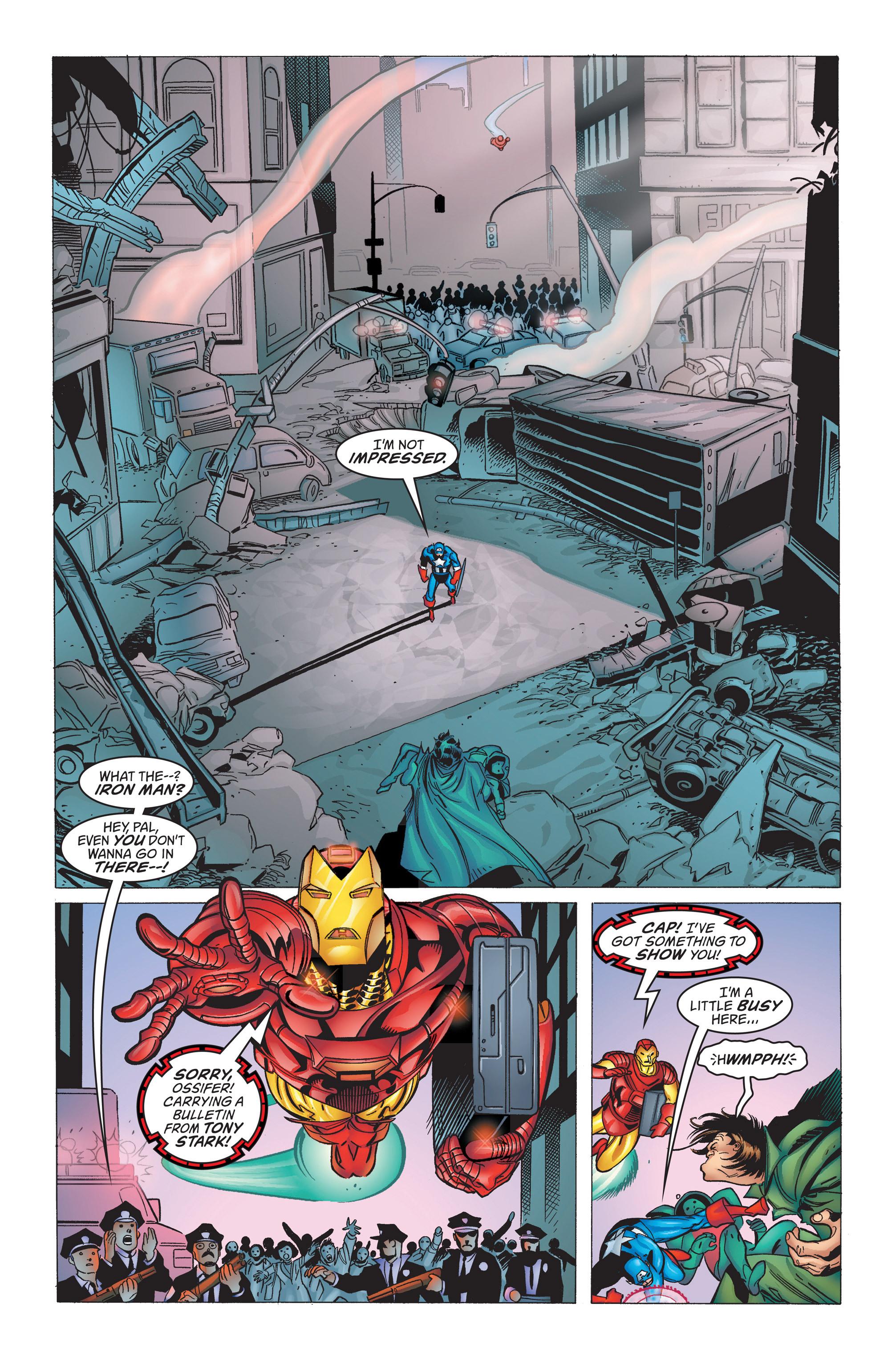 Captain America (1998) Issue #15 #21 - English 3