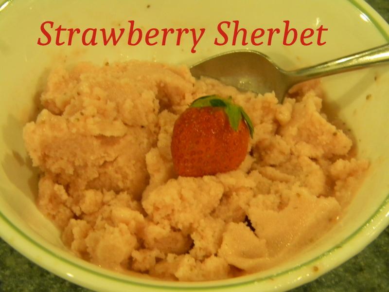 love to make homemade strawberry ice cream with fresh strawberries ...