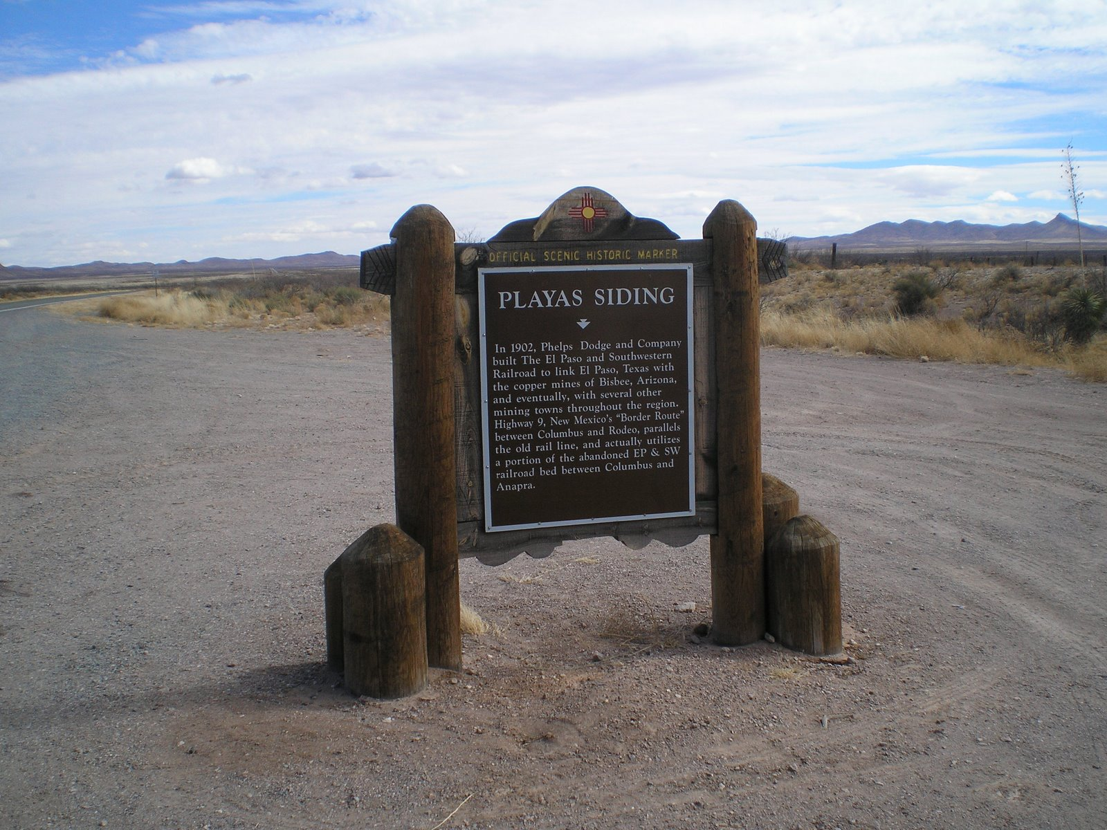 The Road Genealogist the El Paso & SouthWestern RR