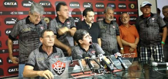 O retrocesso do Esporte Clube Vitória