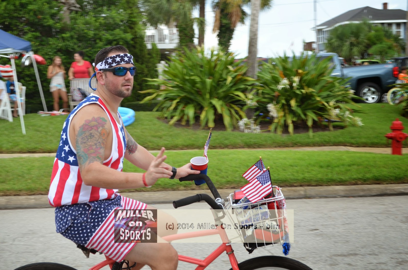 Bikes Made In Jacksonville Florida ANNUAL BIKE PARADE JULY