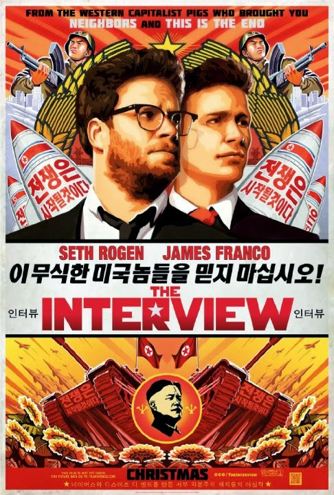 Ver The Interview (Una Loca Entrevista) (2014) Online