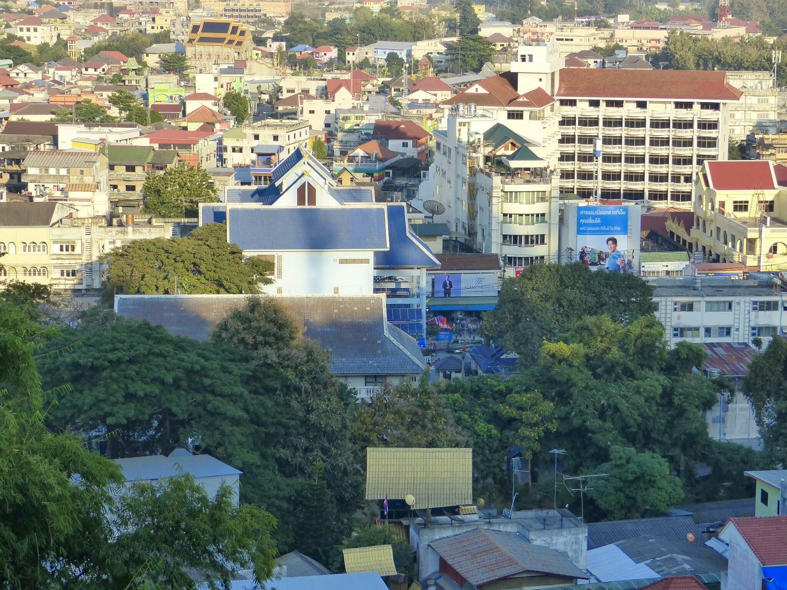 Mae Sai Border Area