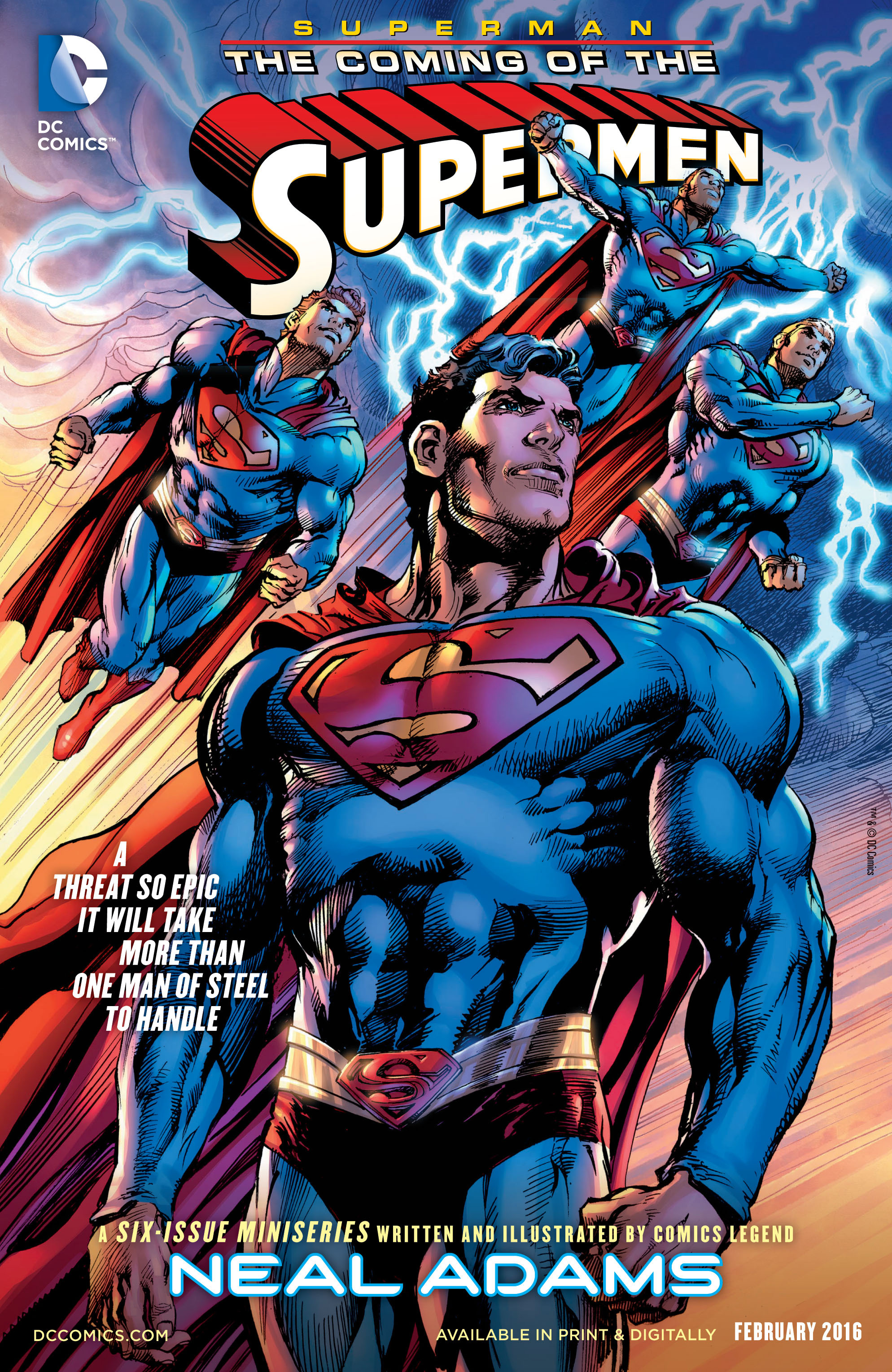 Read online Superman (2011) comic -  Issue #48 - 2