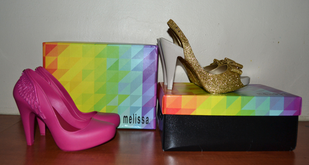 NEW IN: Melissa Shoes!!!